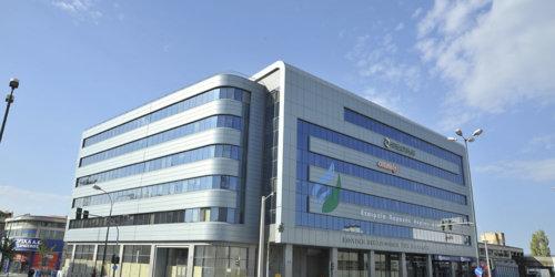 Κτίριο φυσικού αερίου -Σπ. Πάτση και Λ. Αθηνών